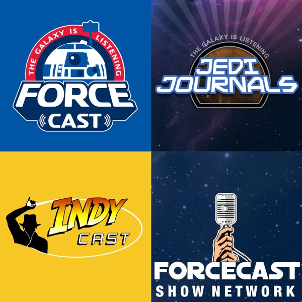 ForceCast Network: Star Wars News and Commentary (All Shows)