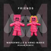 FRIENDS (R3hab Remix) - Marshmello & Anne-Marie