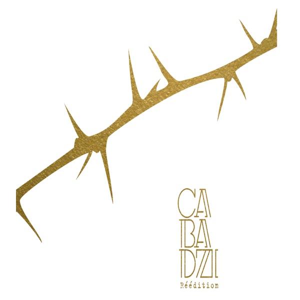 Cabadzi Des angles et des épines (Réédition) Album Cover