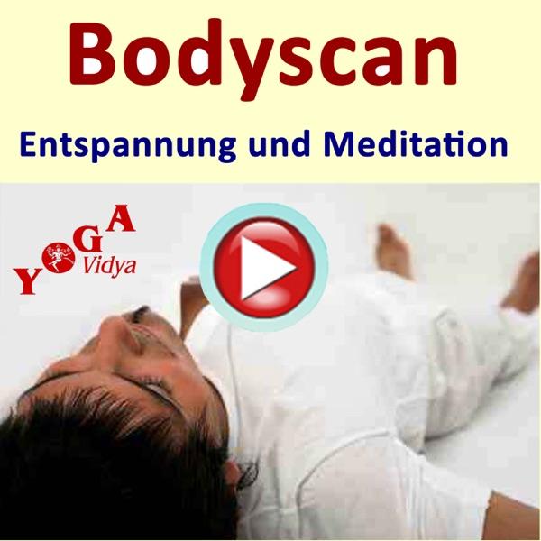 Bodyscan Tiefenentspannung und Meditation