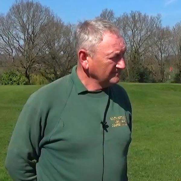 John Wells – South Herts Golf Club