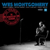 Wes Montgomery - In Paris: The Definitive ORTF Recording  artwork