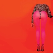 St. Vincent - MASSEDUCTION  artwork