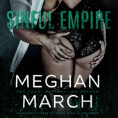Meghan March - Sinful Empire (Unabridged)  artwork