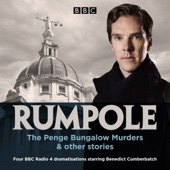 John Mortimer - Rumpole: The Penge Bungalow Murders and other stories: Three BBC Radio 4 dramatisations  artwork