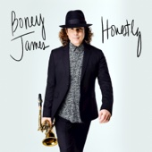 Boney James - Honestly  artwork