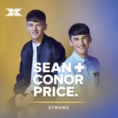 Sean & Conor Price - Strong (X Factor Recording) artwork