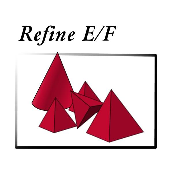 Refine E/F