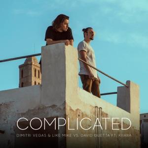 Dimitri Vegas and Like Mike, David Guetta, Kiiara - Complicated