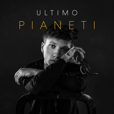 Ultimo Pianeti Album Cover