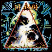 Def Leppard - Hysteria (Deluxe)  artwork
