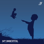 We Rabbitz & Adam Christopher - My Immortal (Acoustic) artwork
