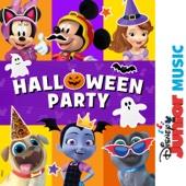 Disney Junior Music Halloween Party - Various Artists