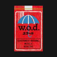 w.o.d. - スコール artwork