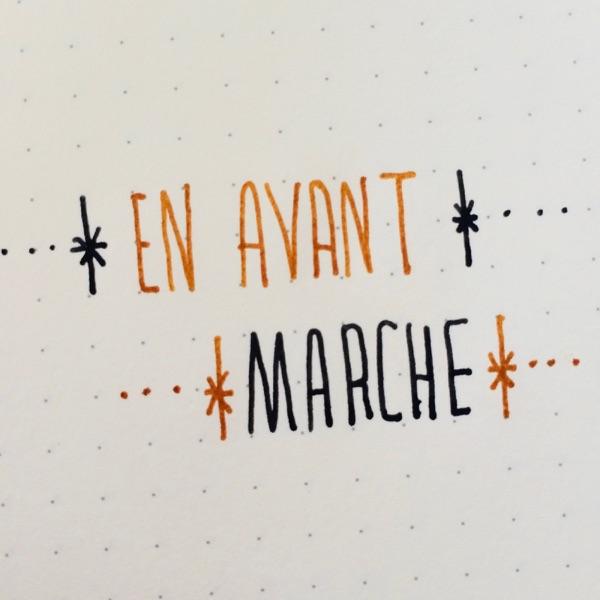 En Avant Marche