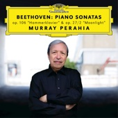 Murray Perahia - Beethoven: Piano Sonatas  artwork
