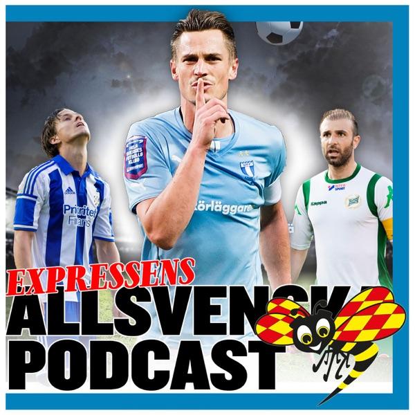 Expressens allsvenska podcast – Sjöberg med vänner