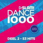 Verschillende artiesten - SLAM! Dance 1000 - deel 2 kunstwerk