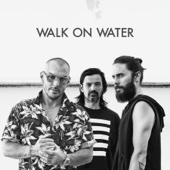 Thirty Seconds to Mars - Walk On Water artwork