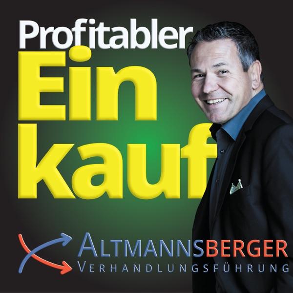 Profitabler Einkauf | Urs Altmannsberger | Verhandlungstraining für den Einkauf | Savings und Gewinn...