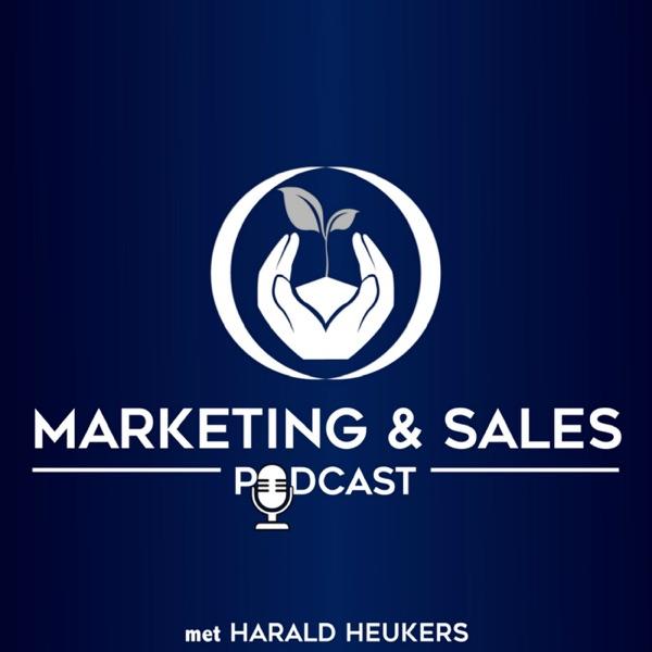 Marketing & Sales Podcast met Harald Heukers