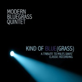Modern Bluegrass Quintet - Kind of Blue (Grass)  artwork