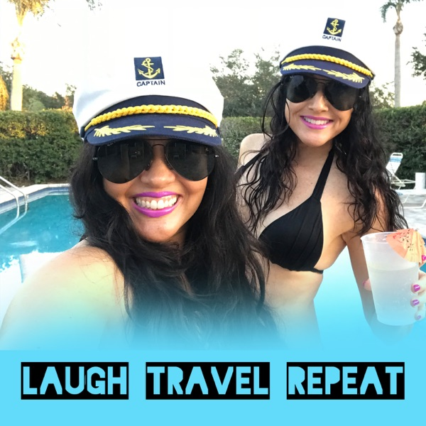 LAUGH TRAVEL REPEAT