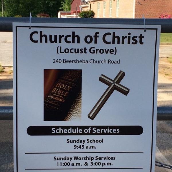 Locust Grove Church of Christ