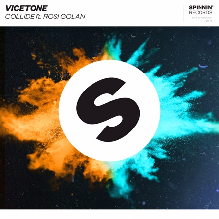 Collide (feat. Rosi Golan) - Single - Vicetone