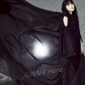 JUNNA - Here アートワーク
