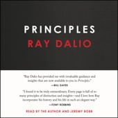 Principles: Life and Work (Unabridged) - Ray Dalio Cover Art