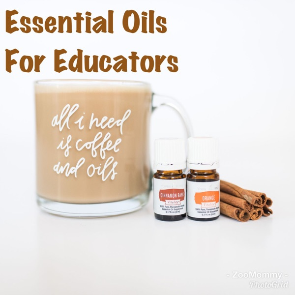 Essential Oils for Educators
