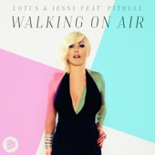 Walking on Air (feat. Pitbull) [Radio Edit]