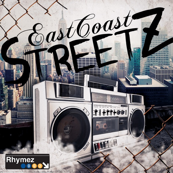 East Coast Streetz Various Artists CD cover