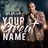 Todd Dulaney - Your Great Name  artwork