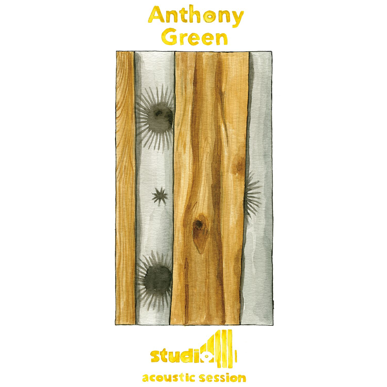 Anthony Green - Studio 4 Acoustic Session (2018)
