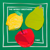 The Wisely Brothers - 庭をでて artwork