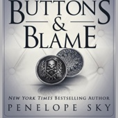 Penelope Sky - Buttons and Blame: Buttons, Book 5 (Unabridged)  artwork