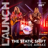 The Static Shift - Wide Awake (THE LAUNCH) artwork