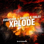 Avancada & Darius & Finlay - Xplode (Avancada vs. Darius & Finlay) [Darius & Finlay Hardstyle Mix] Grafik