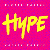 Dizzee Rascal & Calvin Harris - Hype artwork