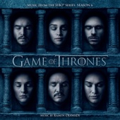 Ramin Djawadi - Game of Thrones: Season 6 (Music from the HBO® Series)  arte