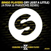 Cry (Just a Little) [A-Trak and Phantoms Remix Edit] - Single