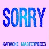 Sorry (Originally Performed by Beyonce) [Instrumental Karaoke Version]