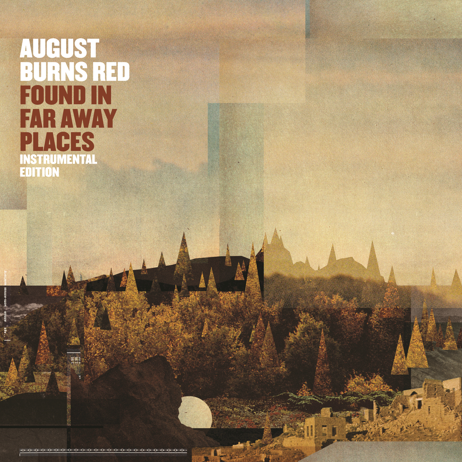August Burns Red - Found in Far Away Places (Instrumental Edition) (2016)