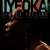 Iyeoka - Simply Falling (Dogus Cabakcor Radio Mix) artwork