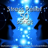 Stress Relief 50 Songs - Brain Training, Motivational Music for Studying & Concentration