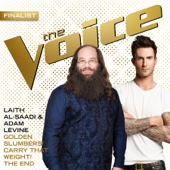 Laith Al-Saadi & Adam Levine - Golden Slumbers / Carry That Weight / The End (The Voice Performance) artwork