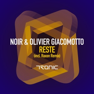 Noir, Olivier Giacomotto - Blackrays Feat. Hendrik Burkhard (Original Mix)