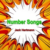 Jack Hartmann - Teen Numbers Rap artwork